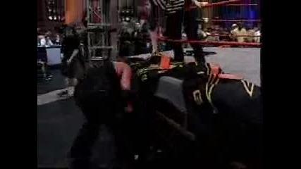Jeff Hardy vs Abyss (street fight) (18 mins)