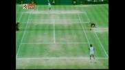 Wimbledon 1982: Макенроу - Конърс
