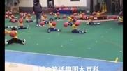 Китай ! Бъдещи шампиони !