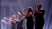 Adele - Rolling In The Deep ( Live at the Brit Awards 2012 )