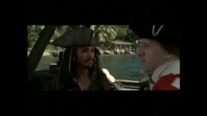 Pirates Of The Carribean 1/гафове