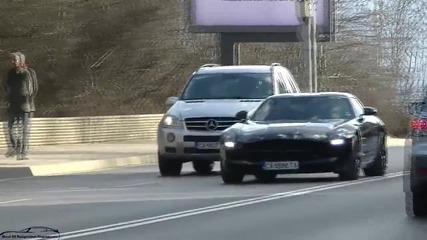 Супер коли по улиците на София ! Част 4