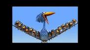 Pixar - Анимация за Птиците