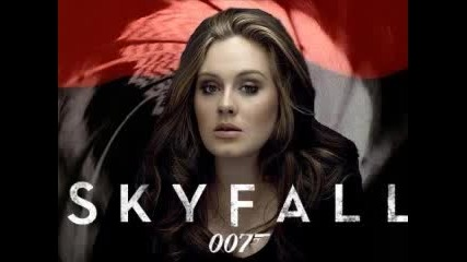 Adele Skyfall Song Theme From The Movie James Bond 007