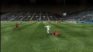 Olympique de Marseille Goals fifa 11 part 1 Pc