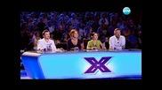 X factor Невероятната Нелина .. 13.09.13