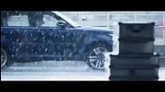 Range Rover Svr демонстрира възможностите си на Силвърстон