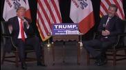 USA: Trump accuses Ted Cruz' campaign of 'fraud'