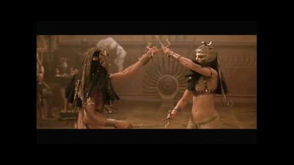 Nightwish - The Pharaoh sails to Orion ( The Mummy pics) (bg subs)