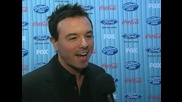 Family Guy - Seth Macfarlanes Star Trek Interview!