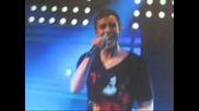 Mans Zelmerlow - Escape (swedish Idol 2005