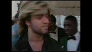 George Michael Short Interview 1985