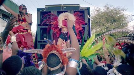 Nicki Minaj - Pound The Alarm