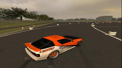 Live For Speed - Drift Project.scrawler is Monster !