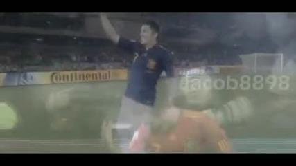 David Villa Sanchez - The King