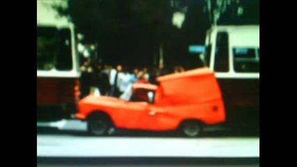 Funny car crashes