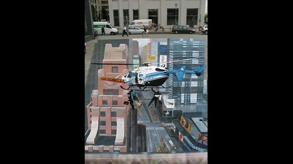3d улично изкуство