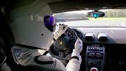 Top Gear. Стиг прави обиколка с Lamborghini Huracan Lp 610-4