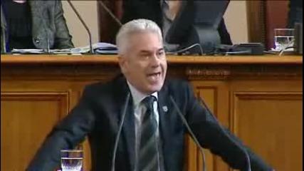Смях! Волен Сидеров нарича Сергей Станишев - Гей