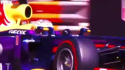 Sebastian Vettel 4 time World Champion Tribute Bbc