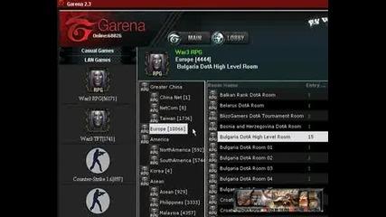 Dota Server - Garena Install