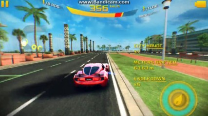 Lp Asphalt 8: Airborne - Day of Peace Cup [barcelona; 01:01:842]