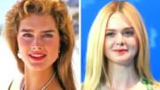 Популярни актриси от миналото и настоящето на една и съща възраст
