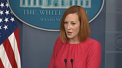 USA: 'We do not see conflict'- Psaki on China as Aukus alliance confirmed