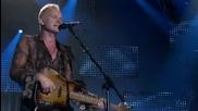 Sting - Englishman in New York - превод