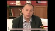 Зрителите Отново Изнервят Лора Крумова - Господари На Ефира - 11.06.08 - *hq*
