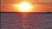 Оранжево Небето