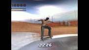 Tony Hawk's Pro Skater 2 (thps2) Gameplay Philadelphia