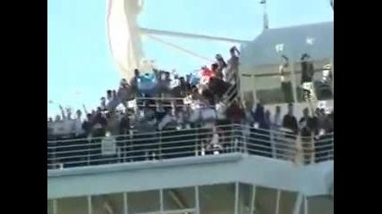 Най-големия кораб в света - Хотел направо