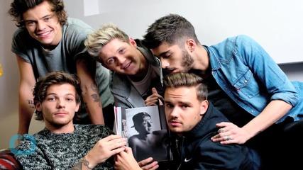 Zayn Malik Thanks the One Direction Boys in a Heartfelt Acceptance Speech