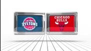 Детройт 94-90 Чикаго