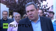 Greece: Kammenos thanks Russia and the Orthodox people