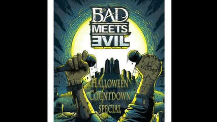 Bad Meets Evil Halloween Countdown Special ( Eminem & Royce Da 59 Interview )