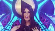 Mirna Kosanin - Crna lala - Official Video - (kafanski fakultet 2015.)- Черно Лале!! Превод!!
