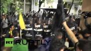 Еквадор: Сблъсъци между протестиращи срещу правителството и полицаи в Кито