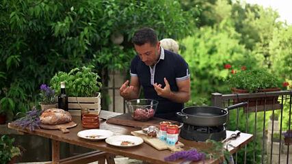 Кюфтета в доматен сос | Италиански експрес с Джино | 24Kitchen Bulgaria