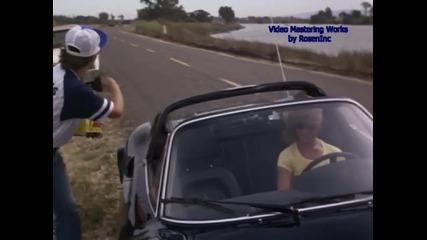 Филмови и автомобилни легенди: Мерилин Чембърс ( 22.04 1952 - 12.04 2009 ) и Ferrari Dino 246 G T S