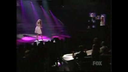 American Idol - Leona Lewis - Bleeding Love