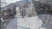 Winter Bike Duel vol.3 - Пампорово 2013 - видеоклип от Mnogoperki.com
