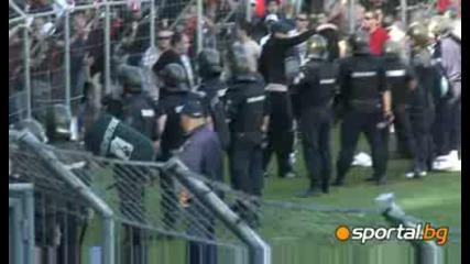 Cska Sofia Hooligans Army In Lovech