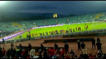 Цска Славия радост след мача
