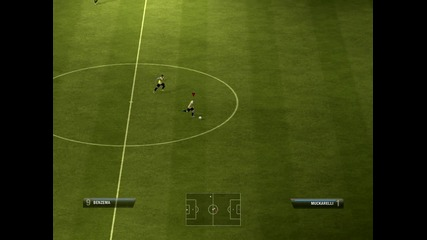 Fifa 12 - First Scorpion kick goal