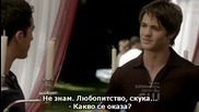 [ С Бг Суб ] Vampire Diaries 2 - Ep.06 ( Част 1 от 2 ) Високо Качество