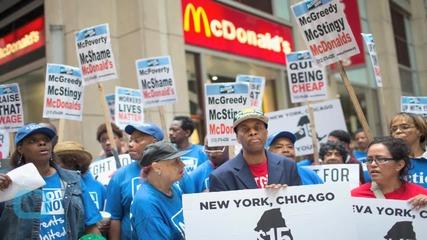 New York State Set to Raise Food Food Minimum Wage