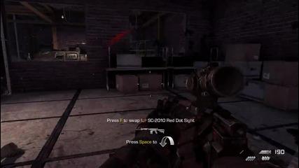 Call of Duty Ghosts кампания мисия 7