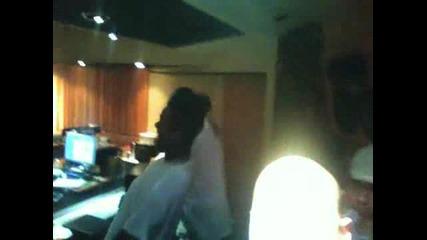 The Game записва Big Dreams в студиото заедно със CooL & Dre